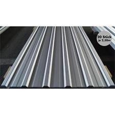 20x 2,30m Trapezblech Profilblech Restposten Wellblech Dachplatten Trapetzblech