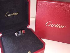CARTIER LOVE Ring Gr.49 750/000 WEISSGOLD mit original Cartier Ringbox