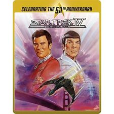 Star Trek 4 - The Voyage Home Limited Edition 50th Anniversary Steelbook 2015