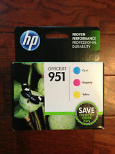 HP 951 Color Ink Cartridge Combo Pack - CR314FN EXP DATE 1/2019