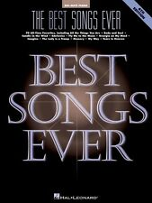 The Best Songs Ever 6th Edition Sheet Music Big Note SongBook NEW 000310425