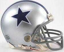 Dallas Cowboys 64-66 Riddell Throwback Z2B Mini Helmet