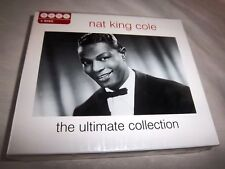 NAT KING COLE-ULTIMATE COLLECTION-DEMON THERB418 UK NEW SEALED 4CD