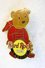 CARDIFF,Hard Rock Cafe Pin,City BEAR,*Closed Cafe* LE