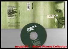 "PATRICK FIORI ""Patrick Fiori"" (CD Digipack) 2002"