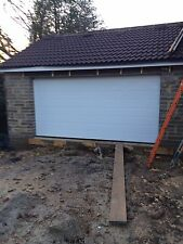 Novoferm Electric Sectional Ribbed Garage Door INSTALLED Iso20 Supply And Fit