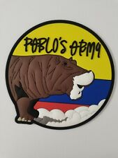 Pablo's Army Patch