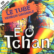 É O Tchan CD Single É O Tchan (Remixes) - Europe (EX+/EX)
