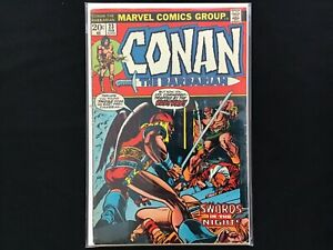 CONAN THE BARBARIAN #23 Lot of 1 Marvel Comic Book - 1st Red Sonja!