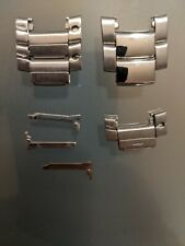 Metal Watch Bracelet Links Spare Stainless Steel and