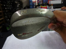 Mizuno MP R Series Black Ni 52° Wedge Original Steel Wedge Flex