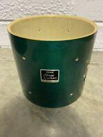 "Yamaha Stage Custom Tom Drum Shell 10""x9""Bare Wood Project / Upcycle"