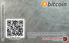 Cold Storage Solutions - Carte Bitcoin