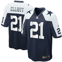 Brand New 2020 NFL Nike Dallas Cowboys Ezekiel Elliott Game Edition Jersey NWT