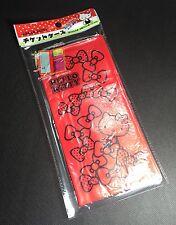Licensed Sanrio Japan Hello Kitty Travel Wallet Passport Holder Card Case BNWT