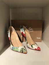In Box So Kate Pigalle Hawaii Tropical Flower Pumps