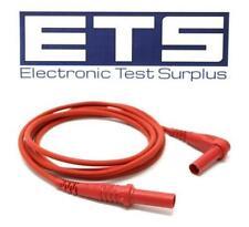 Pomona Electronics 5907A Flexible DMM Test Lead Red