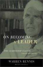 On Becoming A Leader: The Leadership Classic--Updated And Expanded