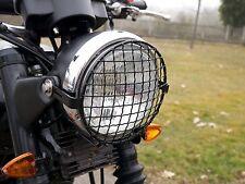 Griglia proteggi faro per Triumph Scrambler  headlamp grill grind grid 865 air