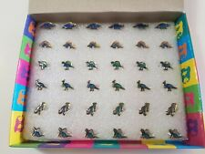 Wholesale Lot 36 Dinosaur Mood Rings Color Changing Jewelry FAST USA SHIPPING