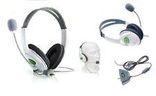 Stereo Gaming Headphones Headset & Microphone Sensational XBOX 360 Headphone