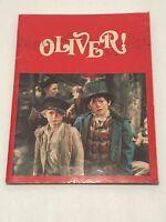 Vintage OLIVER Souvenir Movie Program Book Original 1968 Collectible Color Photo