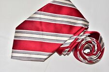Men's Donald J. Trump Red Silk Neck Tie made in China