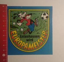 Aufkleber/Sticker: Walt Disney Productions Entenhausen wird (191216171)