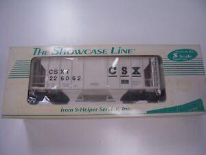 S HELPER SERVICE  #00397 2-BAY PS-2 CSX HOPPER ROLLER BEARING