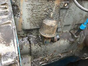 Jeep,AMC I6 258 oil sending unit adapter READ FULL DESCRIPTION.