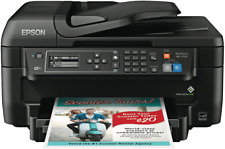 NEW Epson Workforce Wireless Inkjet MFC Printer WF-2750