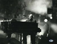 BILLY JOEL SIGNED AUTOGRAPH 11X14 PHOTO BECKETT BAS COA AUTHENTIC 12 PIANO MAN