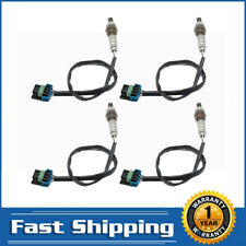 4X Oxygen Sensor Up Downstream for Saturn Outlook Buick Enclave GMC Acadia 3.6L
