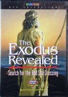 The Exodus Revealed Search for the Red Sea Crossing Brand NEW Christian DVD