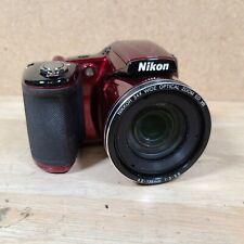 Nikon COOLPIX L830 16.0MP 34X Wide Zoom Digital Camera For Parts
