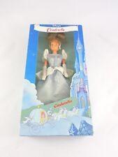 Disney CINDERELLA 11-in Doll BIKIN Express USA 1990 New in Box Barbie Size toy