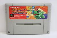 Wagyan Land 2 Wagan SFC Nintendo Super Famicom SNES Japan Import US Seller I4592