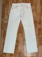 Levis 501 Jeans Herren Gr. W30 L30 Vintage Kult Jeans in weiß