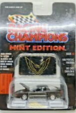RACING CHAMPIONS MINT EDITION 1996 Pontiac Firebird #3 1:60 Scale New In Box