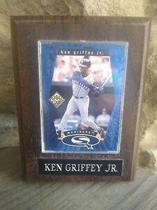 Ken Griffey JR. Vintage 1999 Starquest Baseball Card Plaque Seattle Mariners