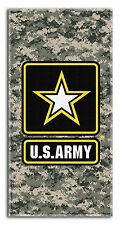 """Army Towel Armed Forces USA Military Pride Beach Pool FULLY LICENSED!!! 30""""x60"""""""