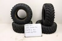 AMS Swamp Fox Set Of 4 Tires 24 9 11 24 8 12 6ply ATV UTV 29132