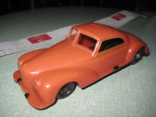 VINTAGE ? FRICTION SALOON CAR WITH SIREN SOUND £20.00 BUY-IT-NOW