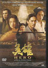 DVD ZONE 2--HERO--ZIYI/DAO MING/YEB/JET LI/WAI/MAN YUK