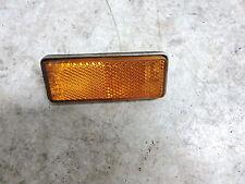 84 Yamaha XV1000 XV 1000 Virago front forks shock reflector yellow orange