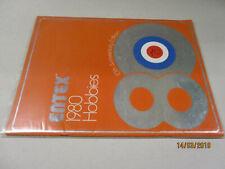 Entex  Bausätze Katalog 1980