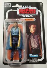 "Star Wars Black Series Empire Strikes Back 40th Anniversary 6"" Lando Calrissian"
