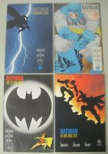 READERS SET BATMAN THE DARK KNIGHT RETURNS 1-4 DC COMICS LIMITED SERIES MILLER