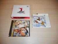Langrisser IV 4 Complete Sega Saturn Game CIB Japan Import Limited Edition New