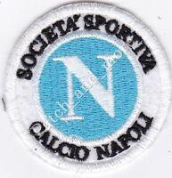 [Patch] SOCiETA' SPORTIVA CALCIO NAPOLI replica diametro cm 5 toppa ricamo -990